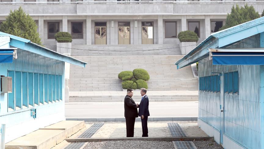 أجواء إيجابية تسود قمة زعيمي الكوريتين