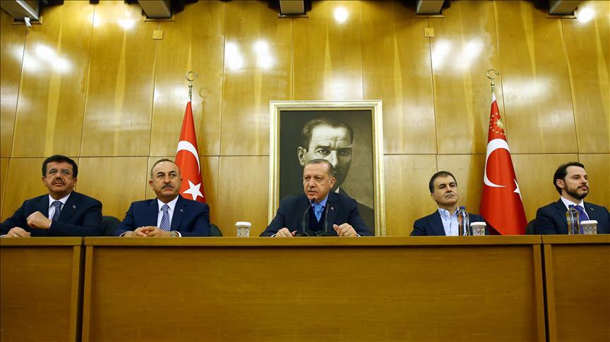 أردوغان: زيارتي للفاتيكان فرصة لتسليط الضوء على القيم الإنسانية المشتركة