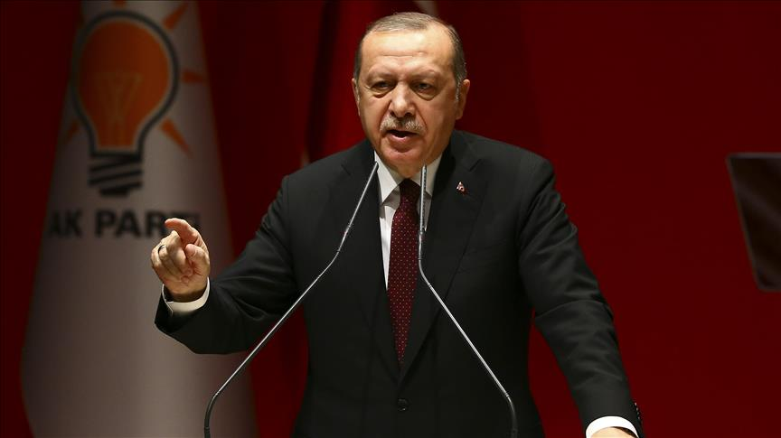 أردوغان: سنطهر منبج من الإرهابيين