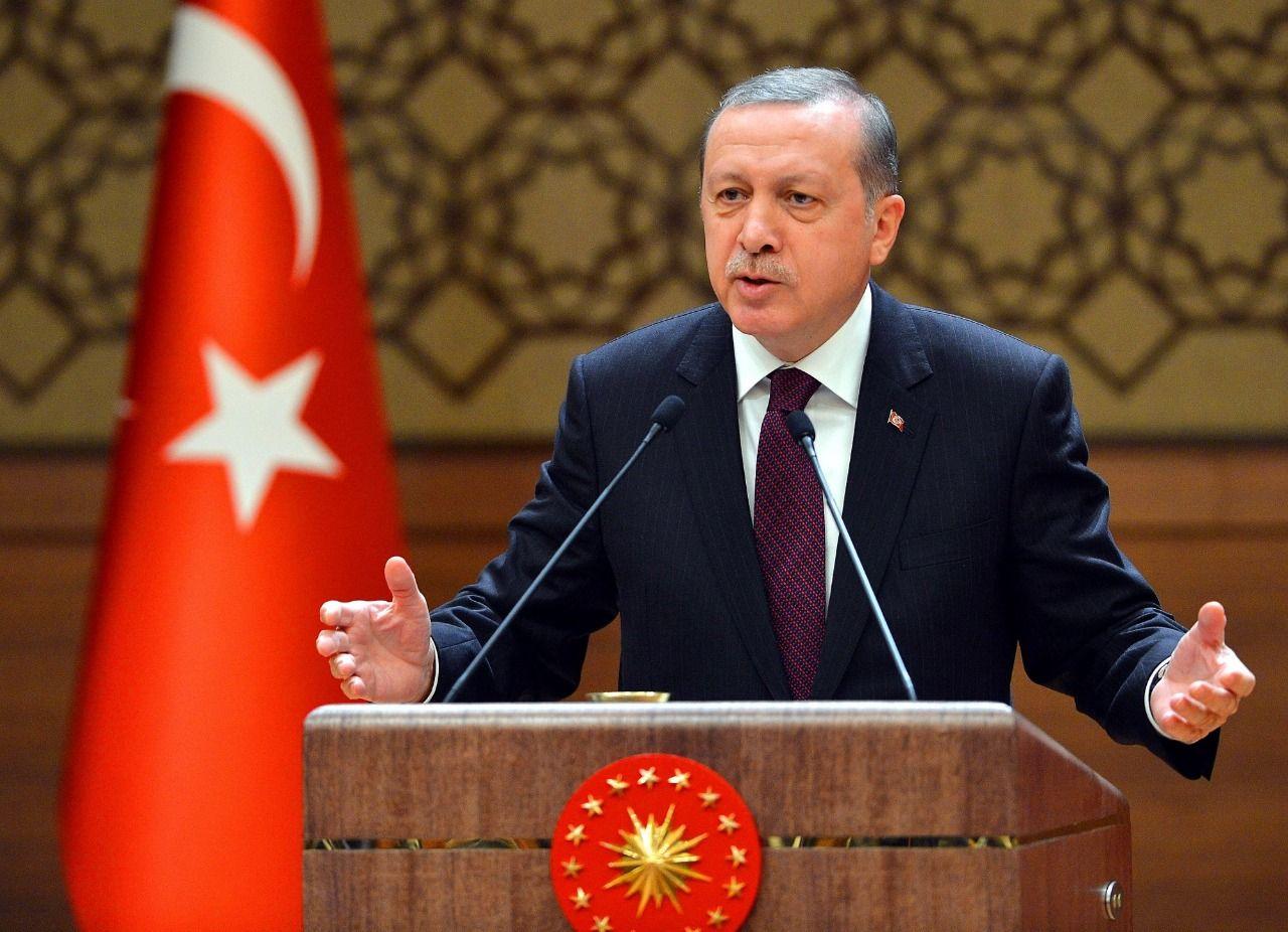 أردوغان: سنواصل إفساد كافة المؤامرات على طول حدودنا بدءا من منبج