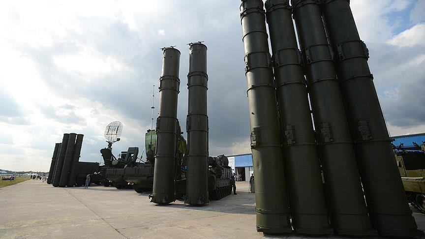 أردوغان: صفقة صواريخ