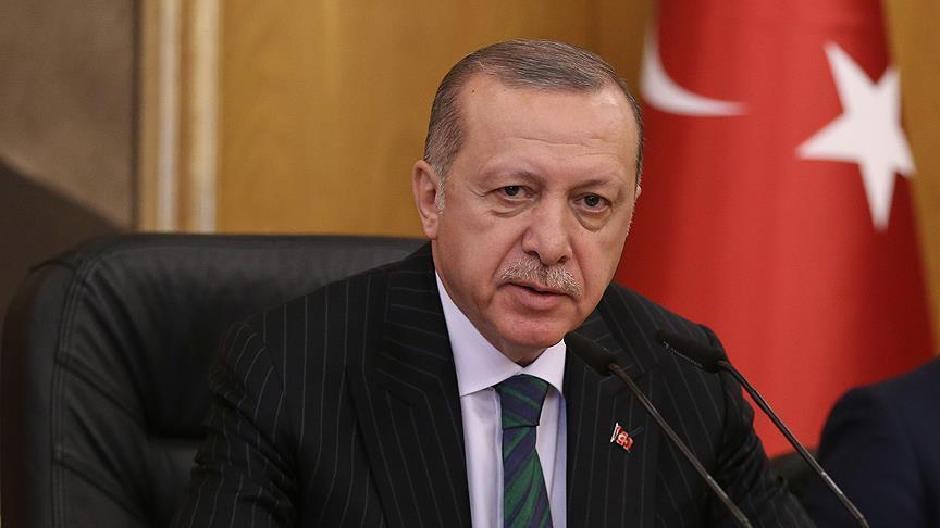 أردوغان: غُل أعلن موقفه المتعلق بعدم ترشحه للانتخابات لذا لن أعلق