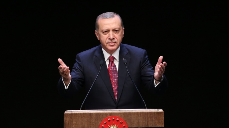أردوغان: منظمة غولن استغلت دعم الدولة للقضاء للتغلغل فيه