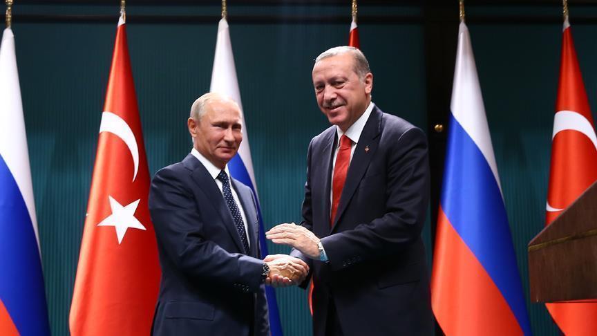 أردوغان: من المحتمل أن ألتقي بوتين في 23 يناير