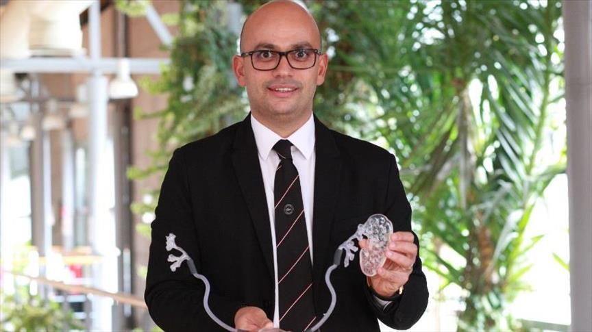 أطباء أتراك يطورون أعضاء بشرية ثلاثية الأبعاد