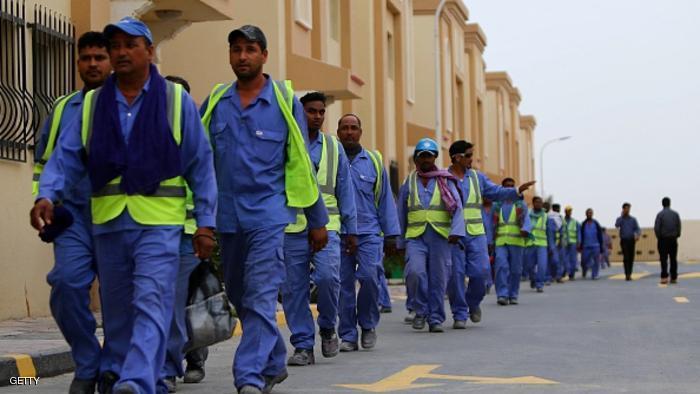أكثر من ثلثي العمالة في الخليج العربي