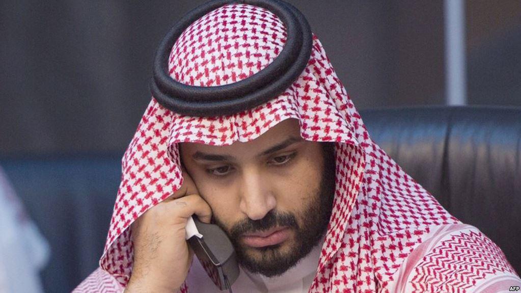 أمر ملكي بتعيين محمد بن سلمان وليا للعهد بالسعودية واعفاء محمد بن نايف