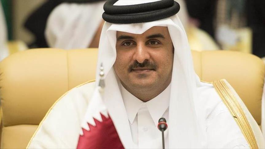أمير قطر: نريد إنهاء الأزمة الخليجية ولكن ليس على حساب سيادتنا