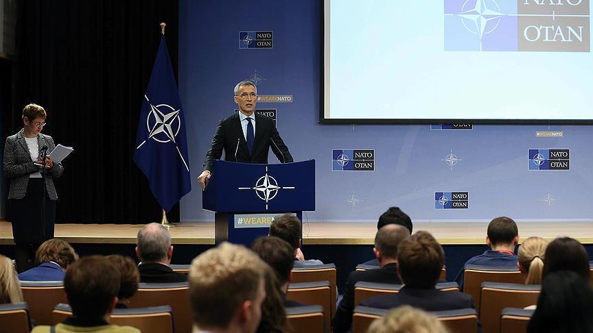 أمين عام الناتو تعليقا على غصن الزيتون: تركيا لديها مخاوف مشروعة