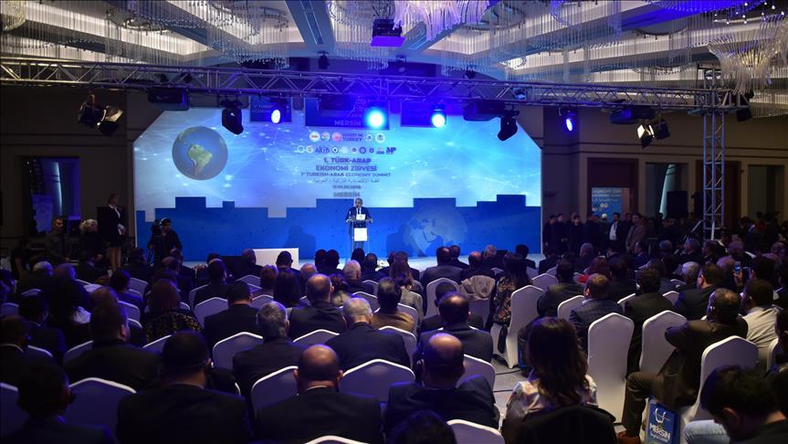 أنقرة تدعو رجال الأعمال العرب لتأسيس شركات مشتركة مع نظرائهم الأتراك