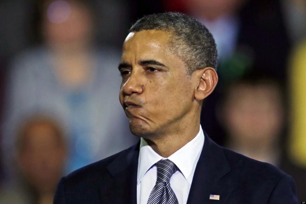 أوباما غير نادم على عبارة