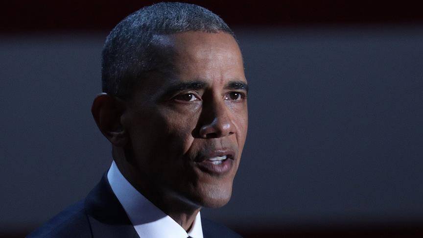 أوباما ينفي اتهامات ترامب بالتجسس على مكالماته الهاتفية