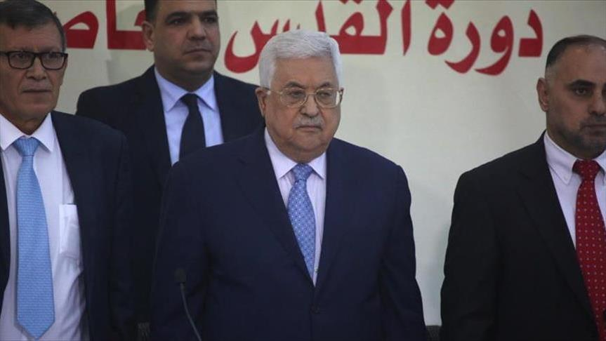 إجراءات الرئيس الفلسطيني قد تشمل إعلان غزة