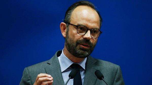 إدوارد فيليب رئيسا لوزراء فرنسا