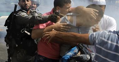 إصابة اربعة فلسطينيين خلال مواجهات مع الجيش الإسرائيلي شمالي الضفة