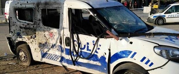 إصابة رجلي شرطة تركيين في هجوم استهدف سيارتهما جنوبي البلاد