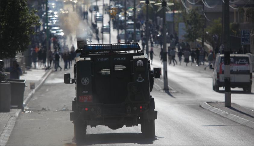 إصابة 39 فلسطينيا خلال مواجهات مع الجيش الإسرائيلي بالضفة