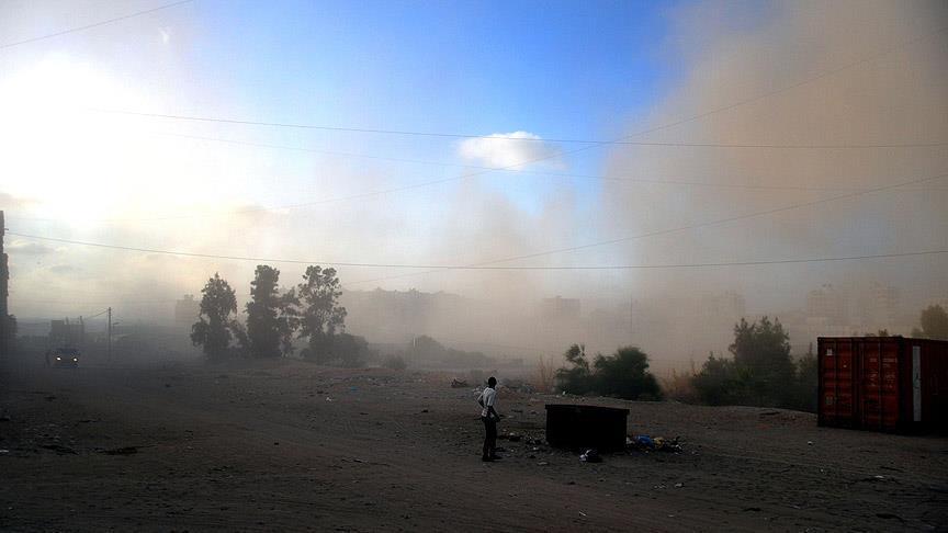 إصابة 3 فلسطينيين بقصف جوي ومدفعي إسرائيلي على غزة اليوم