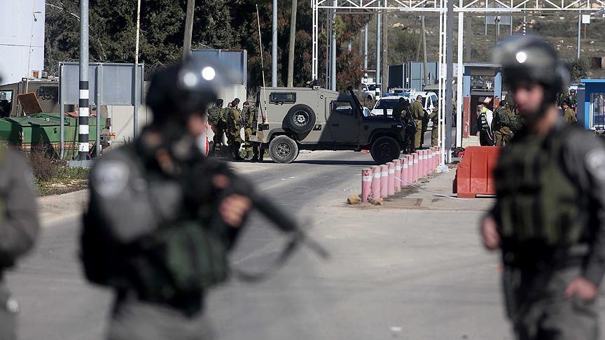 إصابة 4 إسرائيليين بجروح خطيرة في اطلاق نار بالضفة الغربية