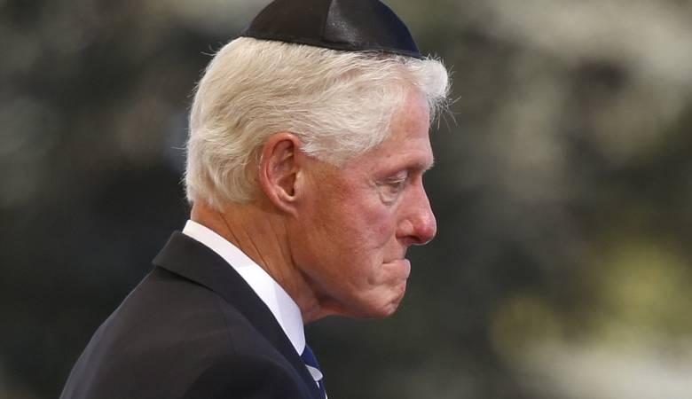 إعترف بيل كلينتون بشكل غير مباشر: إسرائيل لاتفهم إلا لغة القوة