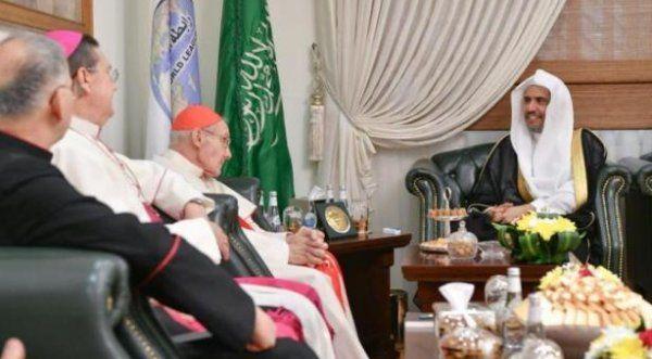 اتفاق بين السعودية والفاتيكان لبناء كنائس