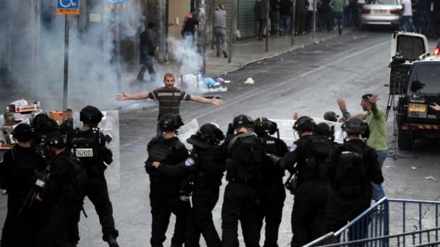 ارتفاع في حدة الاشتباكات الفلسطينية الإسرائيلية في مارس