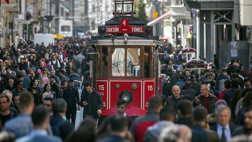 ازدياد عدد سكان تركيا 1.2 مليونًا خلال 2018