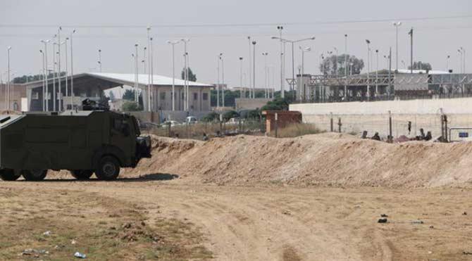 استشهاد جندي تركي في مخفر حدودي مع سوريا