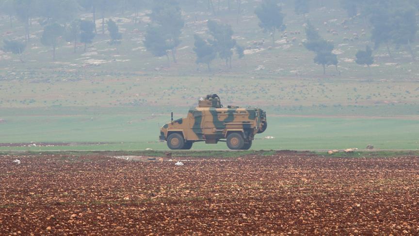 استشهاد جندي تركي في هجوم إرهابي على نقطة مراقبة بمحافظة إدلب السورية