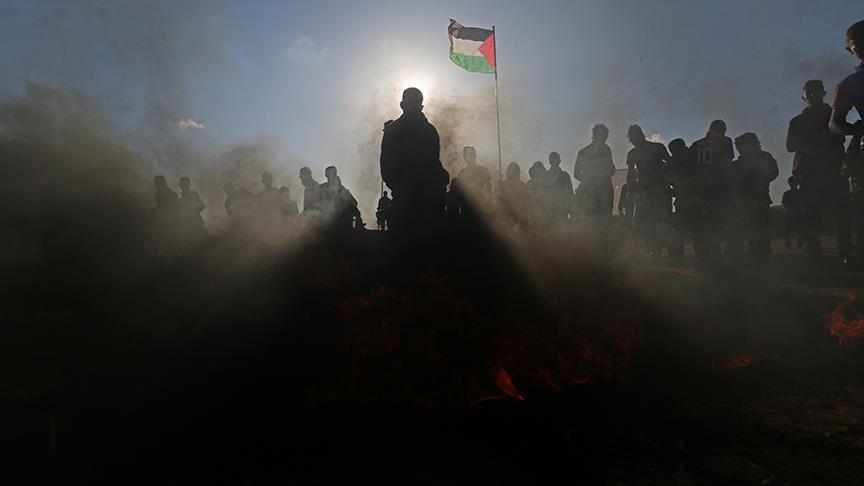 استشهاد طفل فلسطيني متأثرا بإصابته برصاص إسرائيلي قرب حدود غزة