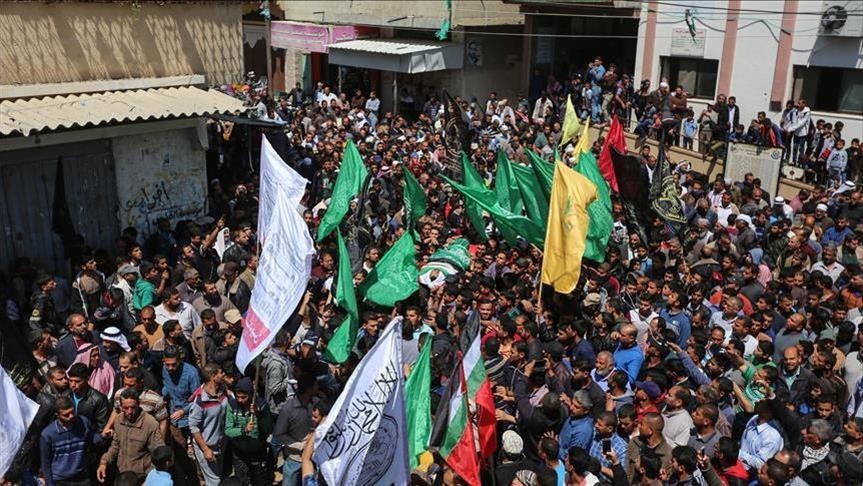 استشهاد فلسطيني متأثرا بإصابته برصاص إسرائيلي قرب حدود غزة