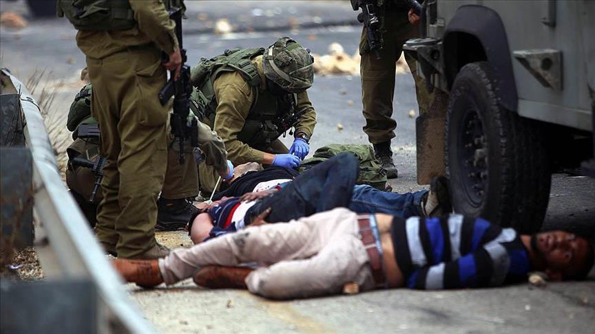 استشهاد ٣ أطفال فلسطينين واعتقال ٥٢ منذ بداية ٢٠١٨