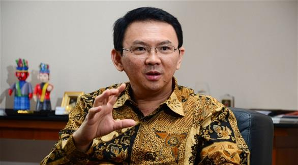 استقالة حاكم جاكرتا الإندونيسية المتَّهم بـ