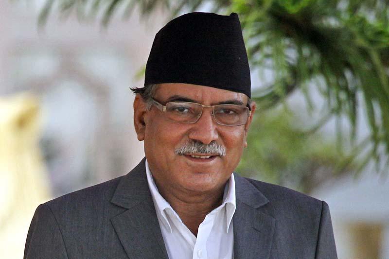 استقالة رئيس الوزراء النيبالي بوشبا كمال دهال