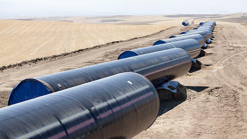 الأردن ماض في إجراءات خط الغاز الطبيعي مع اسرائيل
