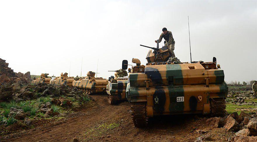 الأركان التركية: تحييد 935 إرهابيًا منذ انطلاق