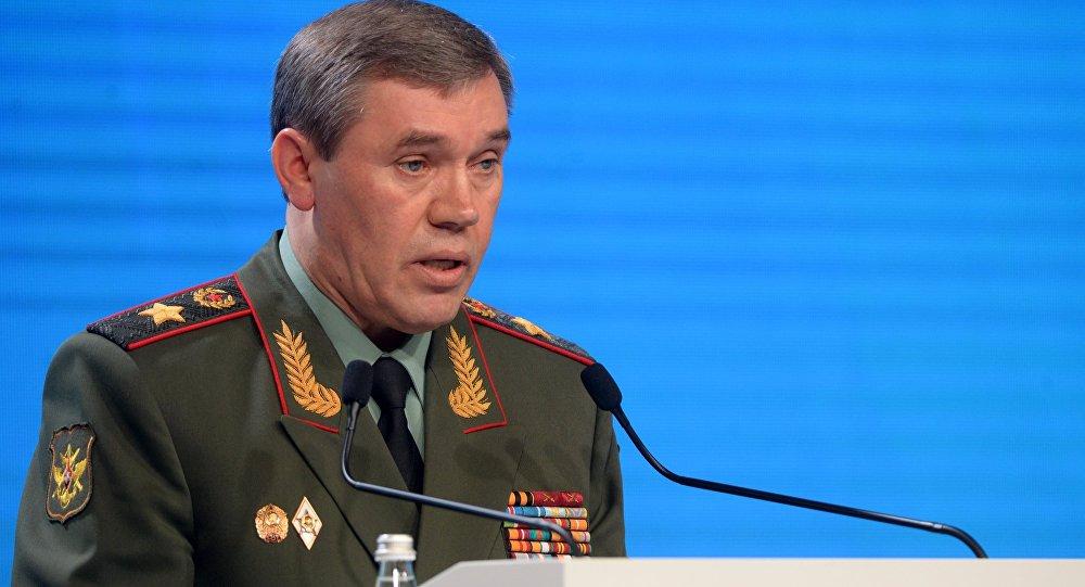 الأركان الروسية: واشنطن تحاول إنشاء كيان كردي شمالي سوريا