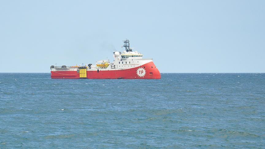 البحرية التركية تعترض فرقاطة يونانية شرقي المتوسط