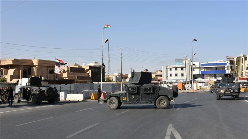 البيشمركة تشن هجومًا على القوات العراقية في قضاء مخمور