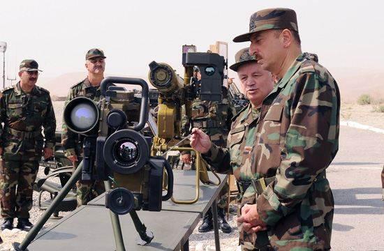 الجيش الأذري يجري مناورات قرب خط الجبهة مع أرمينيا