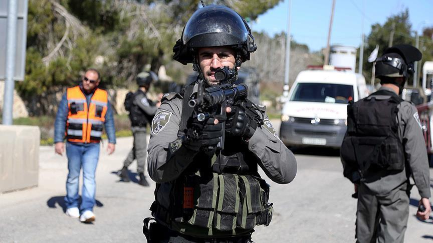 الجيش الإسرائيلي يطلق النار على فلسطيني شمالي الضفة