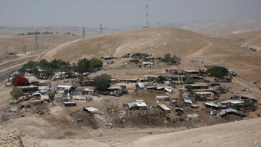 الجيش الإسرائيلي يقمع حشدا من الفلسطينيين شرقي القدس