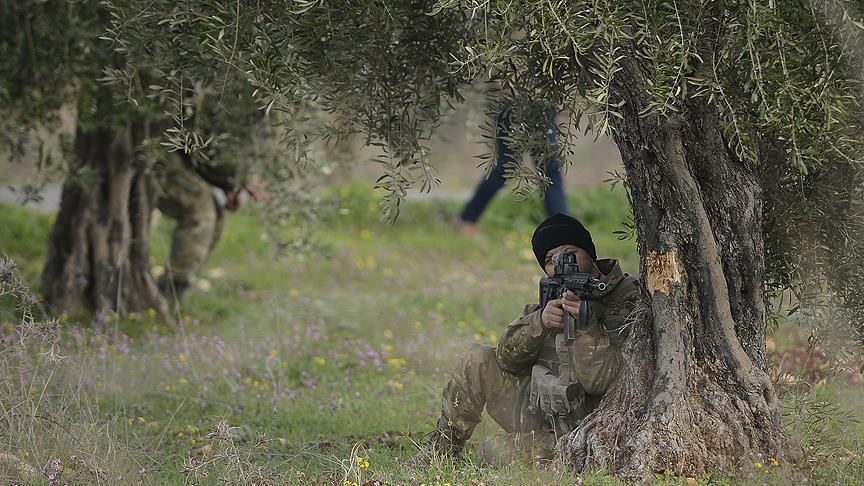 الجيش التركي: تحييد 2612 إرهابيًا منذ انطلاق غصن الزيتون