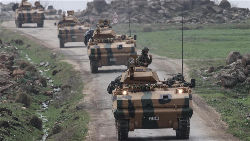 """الجيش التركي: تحييد 3291 إرهابيًّا منذ انطلاق """"غصن الزيتون"""" في عفرين"""
