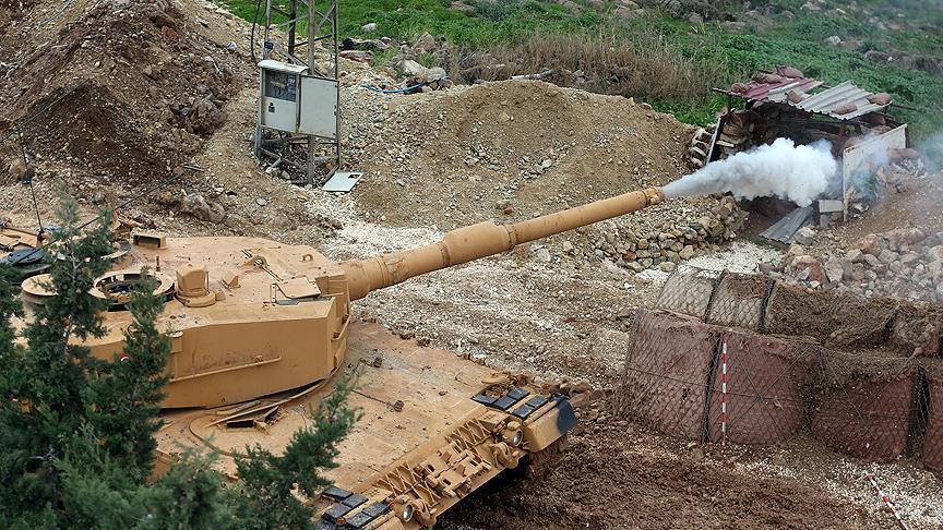 الجيش التركي: تحييد 343 إرهابياً على الأقل ضمن