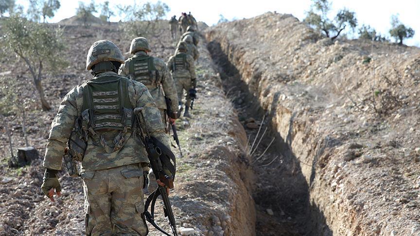 الجيش التركي: تحييد 999 إرهابيًا منذ انطلاق