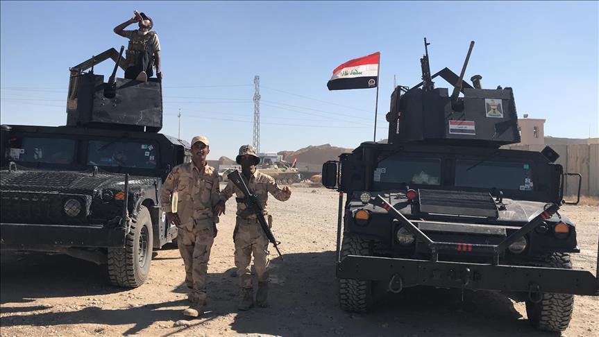 الجيش العراقي يعثر على 6 مدنيين اختطفهم