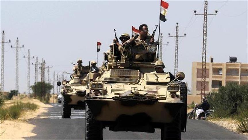 الجيش المصري: مقتل