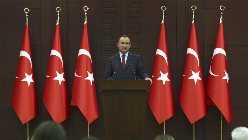 الحكومة التركية: سندمّر أي أسلحة تنقل إلى عفرين