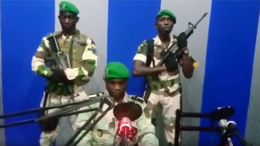 الحكومة الغابونية تعلن فشل المحاولة الانقلابية